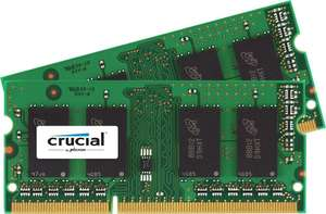 Crucial CT2KIT51264BF160B Kit Memoria da 8 GB