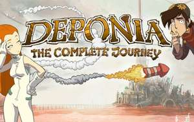 Deponia Trilogie stark reduziert auf Humble Bundle