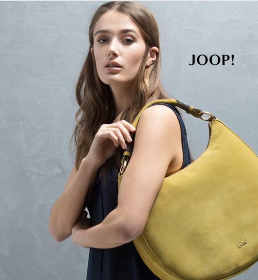 Bis zu 69% Rabatt auf hochwertige Handtaschen und Lederaccessoires von JOOP! @Zalando Lounge