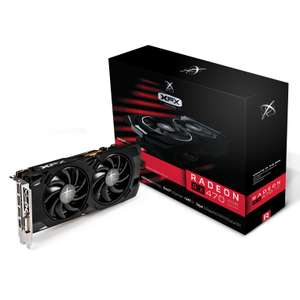 nbb - XFX Radeon RX 470 RS Black Edition 4GB (Masterpass) VGL: ~200€