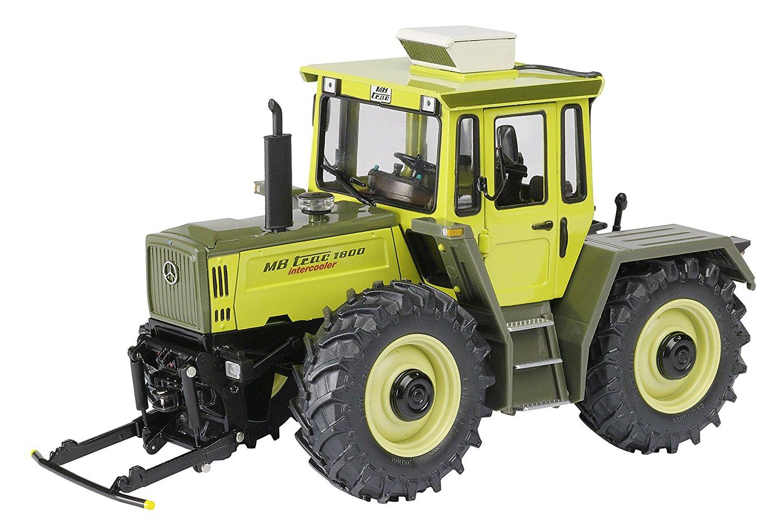 [Amazon Prime] Dickie-Schuco 452588300 - Schuco - MB Trac 1800, grün 1:87 Intercooler für 8€