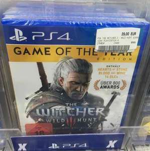 [Media Markt] bundesweit: The Witcher 3: Wild Hunt GOTY PS4/XBO