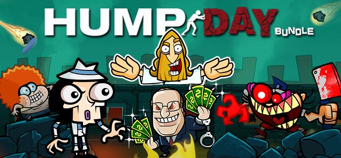 (Indiegala) Hump Day Bundle ab 0,93€