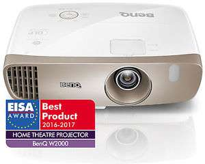 [ebay] BenQ W2000, 1920x1080 3D DLP, Full HD / Lensshift