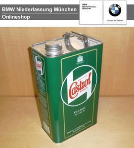 Castrol Classic XL SAE 30 Motorenöl für Oldtimerfreunde