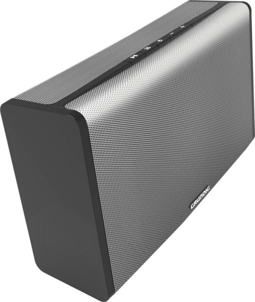 Grundig GSB 600 NFC für 64,90€ (Idealo 103,63€) - Bluetooth Lautsprecher mit 2x 12,5 Watt, NFC und bis zu 16 Stunden Akkulaufzeit