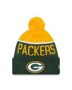 [Amazon] Green Bay Packers New Era NFL Mütze