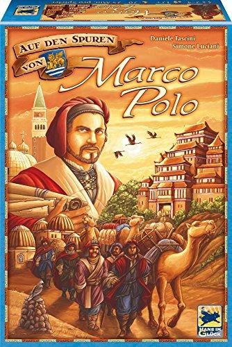 """Brettspiel """"Auf den Spuren von Marco Polo"""" [Amazon]"""