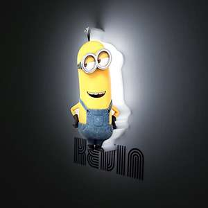 Mini Minions Kevin 3D Light FX LED Nachtlicht für 4,95€ @ Amazon (Prime)
