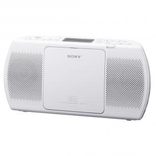 Sony ZS-PE40CPW für 78,99€ bei Redcoon- tragbarer USB/Radio/MP3/CD-Player