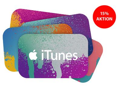 15% Rabatt bei iTunes für DKB-Kunden (05.12. bis 11.12.2016)