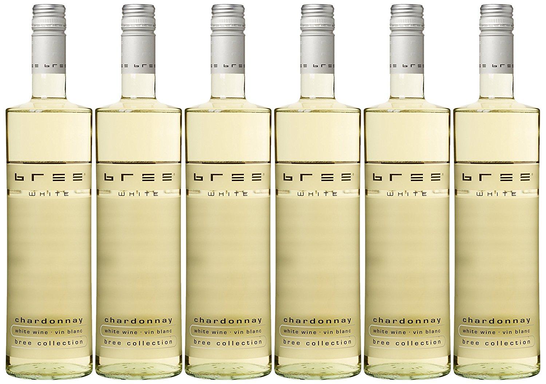 Amazon Tagesangebot: Bree-Weine 6 Flaschen 0,75 l ab 16,14 € (Chardonnay, Pinot Noir oder gemischtes Weinpaket)
