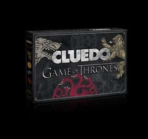 [Vorbestellung] Cluedo Game of Thrones Collector's Edition @bücher.de