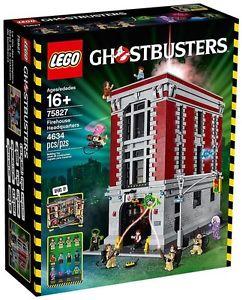 [Ebay] Lego Ghostbusters Feuerwehr-Hauptquartier 75827