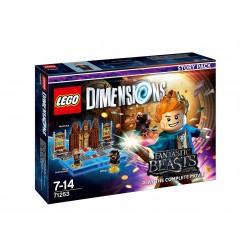 "LEGO Dimensions ""Phantastische Tierwesen"" und Harry Potter, LEGO Harry Potter Collection (PlayStation 4) & POP! Figuren"