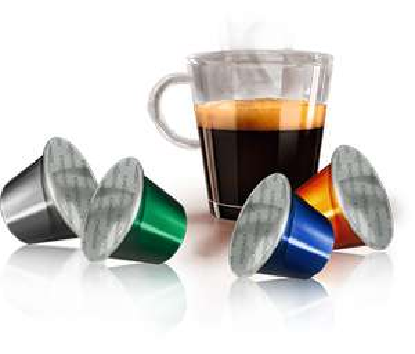 Probieraktion Mövenpick Kaffeekapseln für Nespresso Maschinen