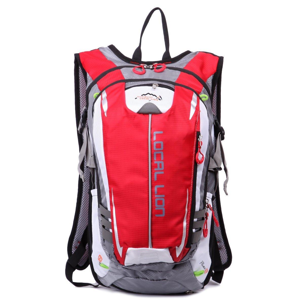 Trekking oder Fahrradrucksack - Wasserdicht - Amazon mit Prime