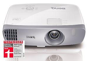 BenQ W1110 DLP 3D Projektor 144 Hz Beamer Full HD 1080p 2200 ANSI Lumen HDMI
