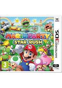 (Base.com) Mario Party: Star Rush (3DS) für 29,32€