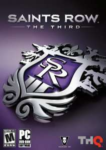 SAINTS ROW THE THIRD *uncut* [Steam]