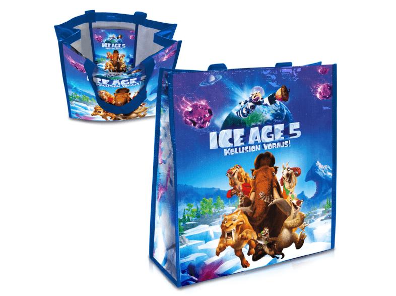 Ice Age 5 BR + Tragetasche (Saturn)