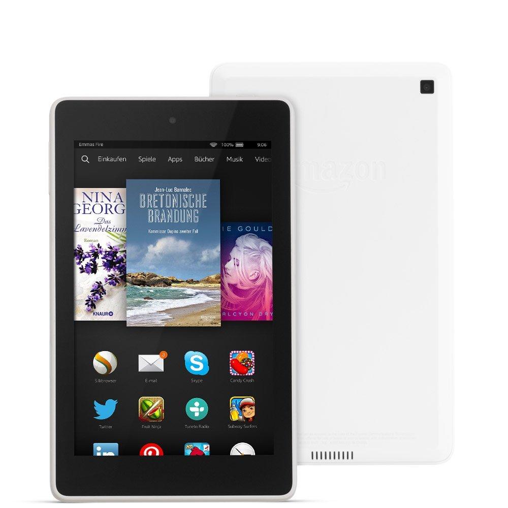 [amazon.de] Fire HD 6, 15,2 cm (6 Zoll), HD-Display, WLAN, 8 GB in allen Farben für 59,99€   Whd ab ca. 32€