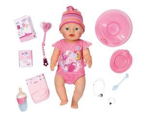 Baby Born Interactive für 32,99€ inkl. Versandkosten (durch Preisvorschlag für 30,00€)