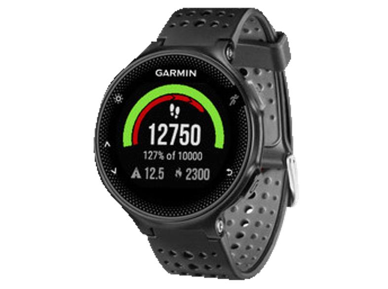 GARMIN Forerunner 235 WHR GPS-Smartwatch