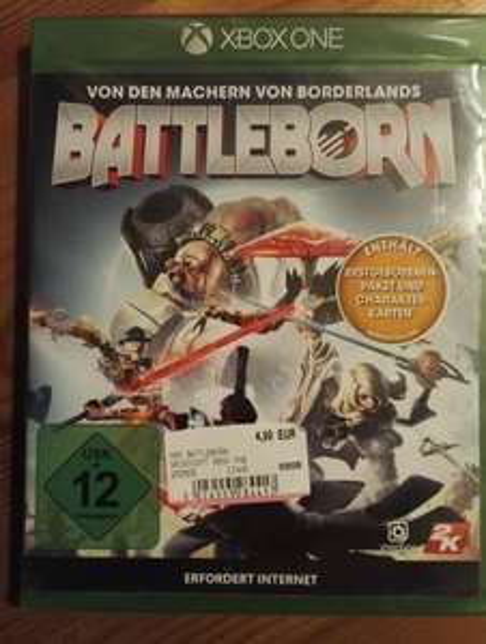 Battleborn Xbox One Lokal Kiel