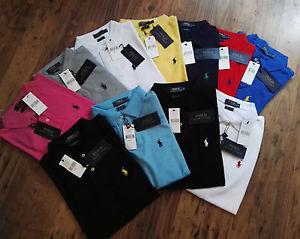 Ralph Lauren Poloshirts - verschiedene Farben, NUR 33,99€ Ebay ! Neupreis bei über 80 € ++
