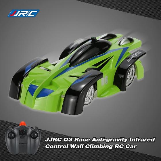 JJRC Q3 Ferngesteuertes Rennauto mit Infrarot Fernbedienung  sehr günstig.