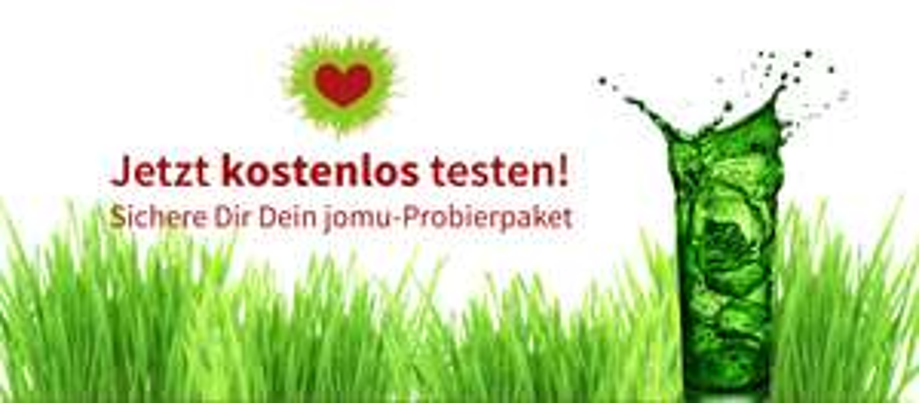 Gerstengras Pulver Probe