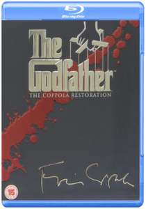 """The Godfather Trilogie"" (4 Blurays inkl. Bonus-Disc) (dt. Tonspur) für 11,57€ [Amazon.co.uk]"