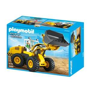 [amazon.de Prime ] Playmobil Citylife - Radlader (5469) für 22,93€