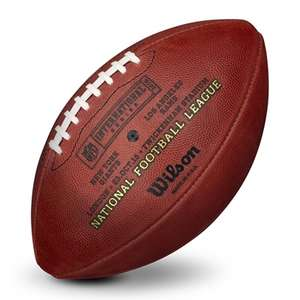 NFL Wilson Duke Game Ball