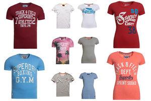 Ebay Damen & Herren Superdry T-Shirts für nur 13,95 (große Auswahl)