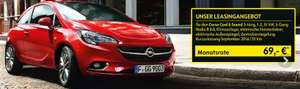 Opel Corsa Leasing - Rate 69€, eff. 85,39€ - 36 Monate - Nur 5.000 KM