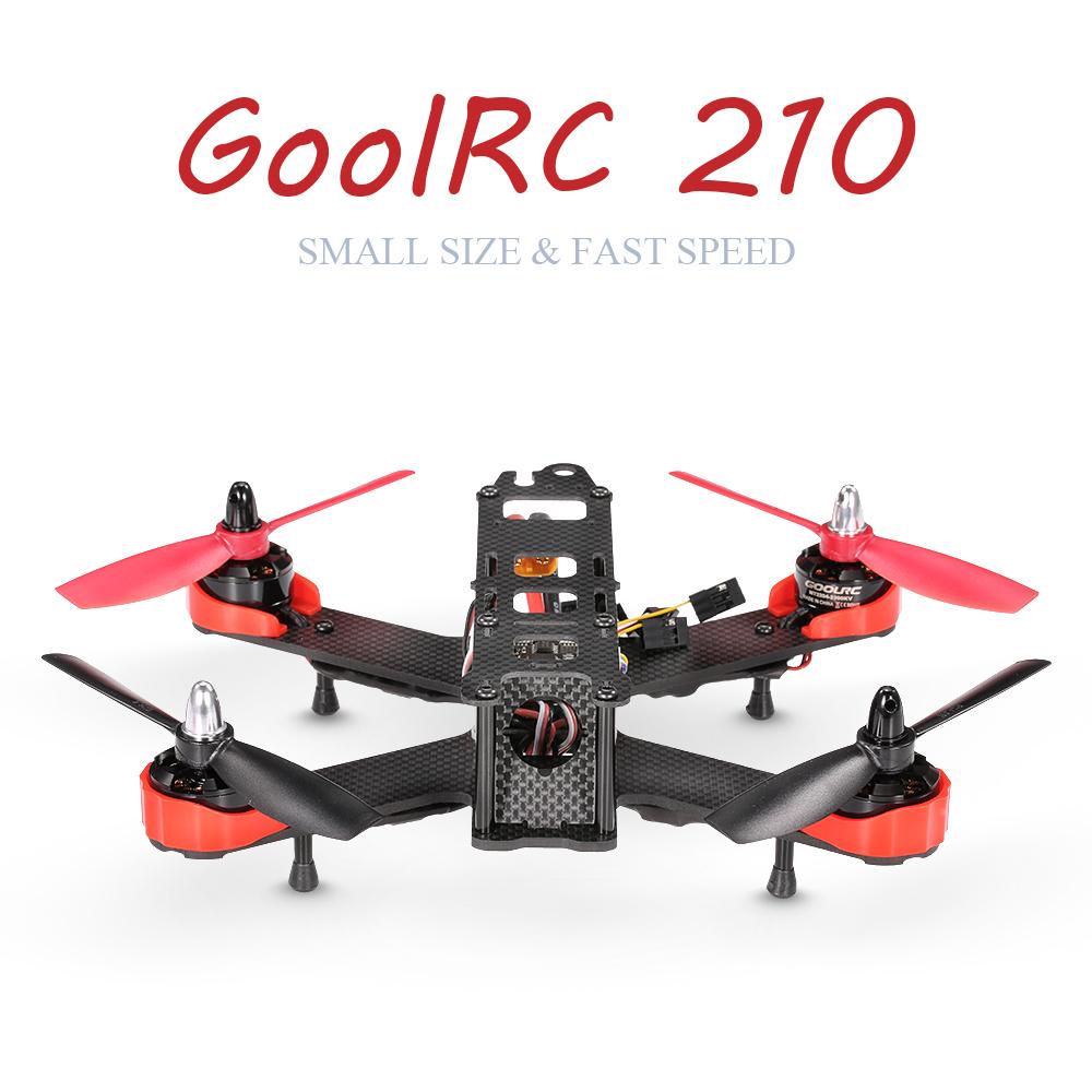 GoolRC 210 Carbon Racing Drohne CC3D Flight Controller