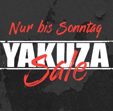 Yakuza Sale @ DEFSHOP