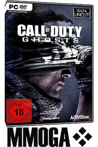 Call of Duty Ghosts Key @mmoga