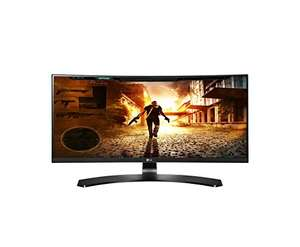 "LG 29UC88: 29"" UltraWide IPS Curved Monitor, ?21:9, AMD FreeSync, VESA, 2x HDMI 1.4, DP 1.2 für 305€ (Amazon.co.uk)"