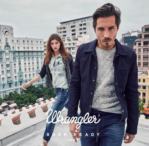 Bis zu 70% Rabatt auf Wrangler bei [eBay] Jeans ab 24,95€, Jacke 42,95€, Shirt 7,95€