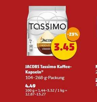 (Offline) Tassimo Kapseln bei Penny für 3,45€