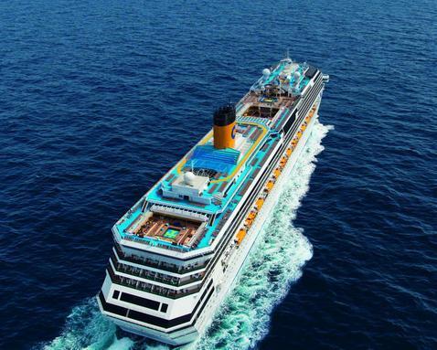 1 Wo Mittelmeer Kreuzfahrt VP bei Lidl-Reisen für 228€