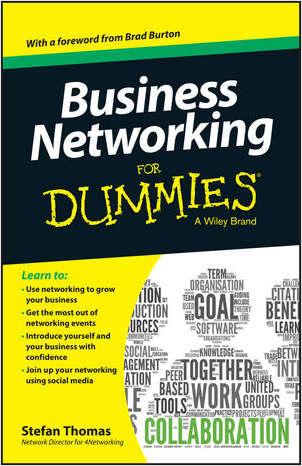 Gratis Business Networking For Dummies eBook in Englisch ($12 Wert)