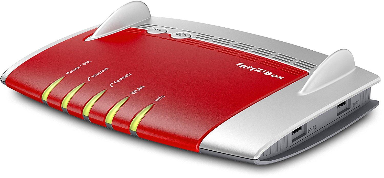 [Amazon WHD] AVM FRITZ!Box 7490 WLAN AC + AVM FRITZ!WLAN Repeater 310 für zusammen 155,34 €