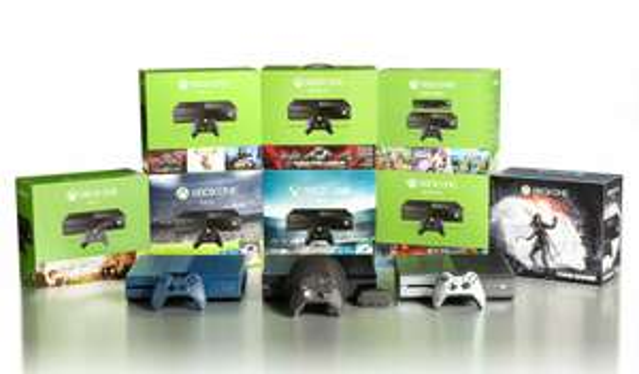 75€ Sofortrabatt an der Kasse auf Xbox One Bundles! [Saturn bundesweit ab 21.11.]