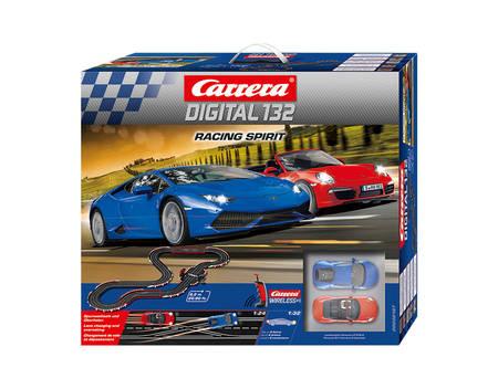 [Allyouneed] CARRERA Digital 132 RACING SPIRIT Rennbahn für 249,95€