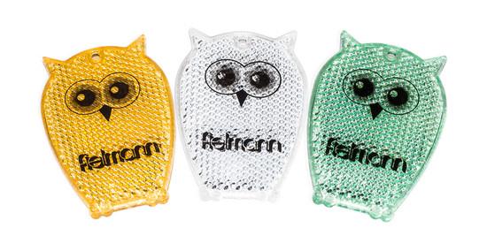 Fielmann:Blinki Sicherheits Reflektoren wieder kostenlos bestellbar.
