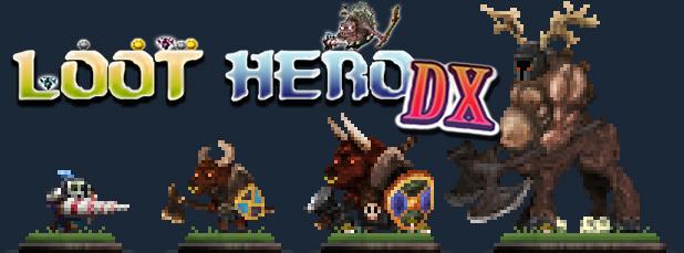 10000 Steam Keys für Loot Hero DX